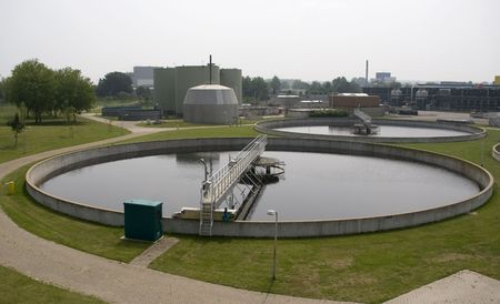 filtration plant Stock Photo - 1063815