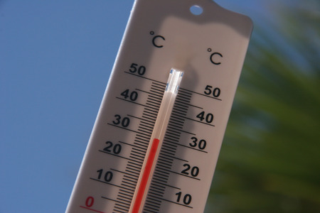 broiling: hot summer