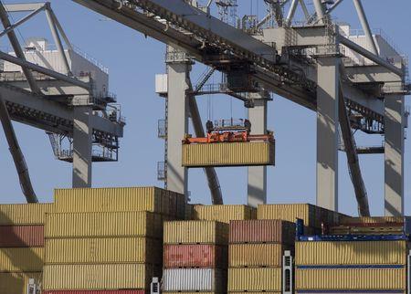 seafreight: terminal de contenedores
