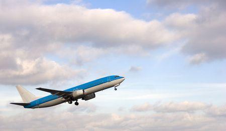 airplane Reklamní fotografie - 3448411