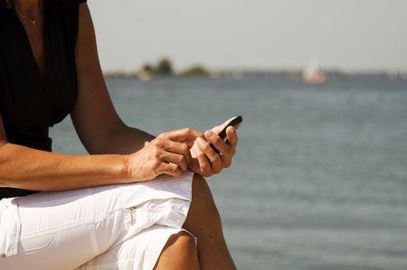 smartphone Stock Photo - 3528374