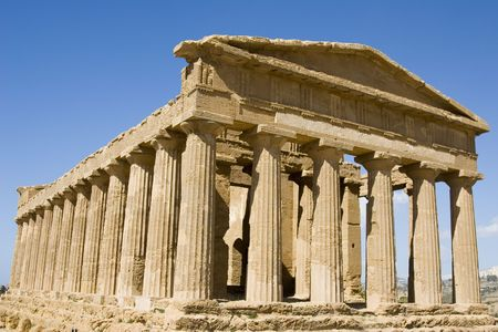athene: Acropolis in Sicily