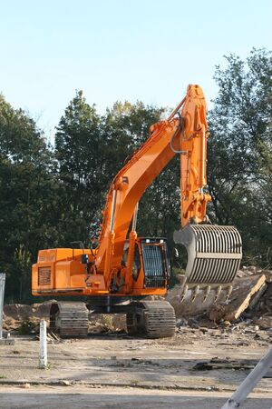 deconstruct: digger in action