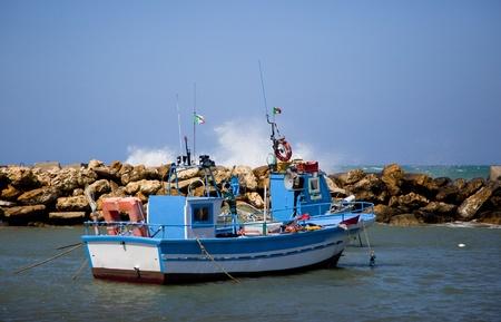 italian fishboat photo