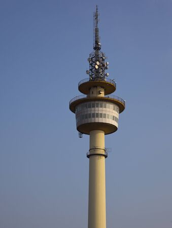 tv-tower in the centre of bremerhaven