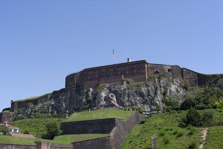 belfort: Le Lion de Belfort, France