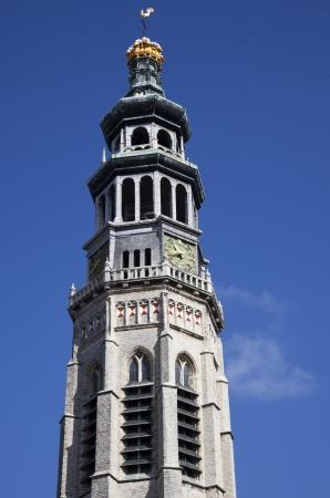 church in the cente of middelburg