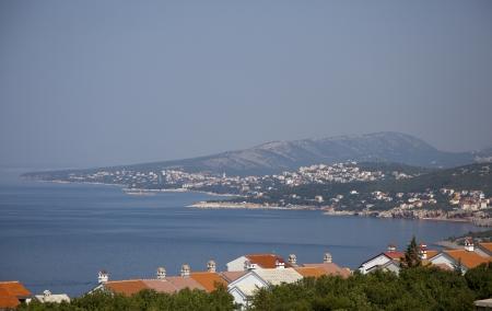 coast of croatia Reklamní fotografie