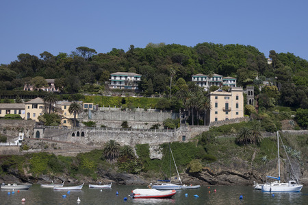 the bay of Sestri Levante