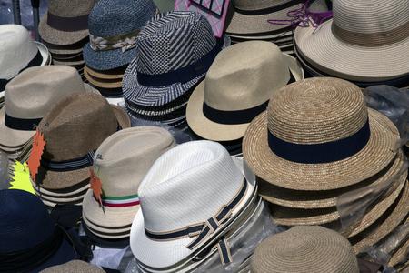 italian hat on the market