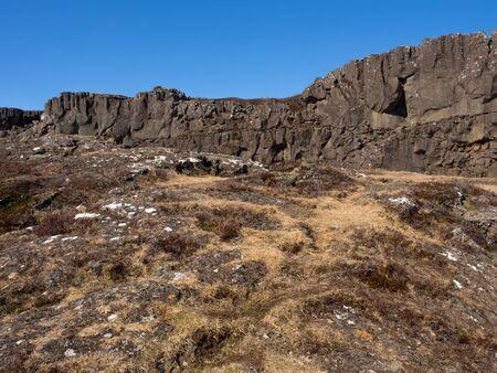 golden section: Thingvellir National Park