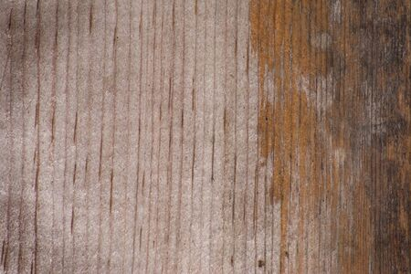 Grunge look on an old weathered board Imagens