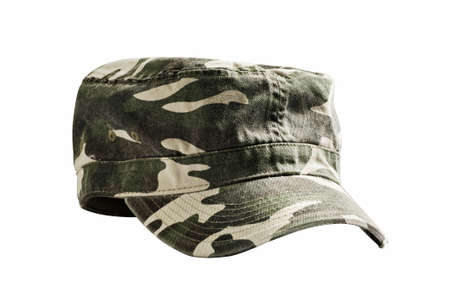 concealment: Camouflage cap used by armies around the world to help provide concealment from enemies.