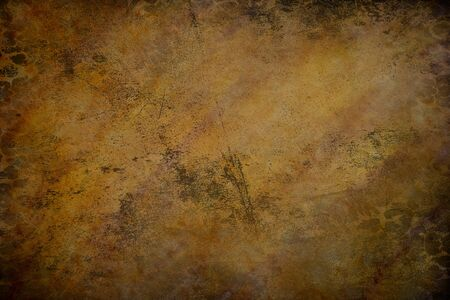 backdrop: Dark watercolor grunge background to convey something sinister or mysterious