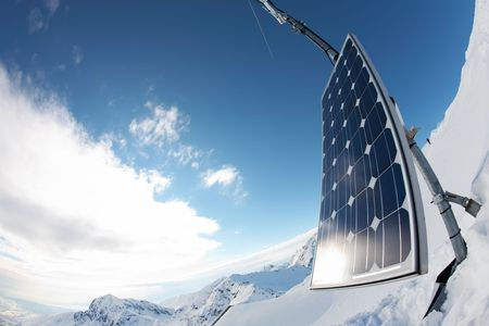 Solar Panel: new alternative energies, solution to global warming