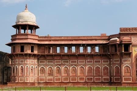 uttar: Red Fort in Agra, India, Uttar Pradesh