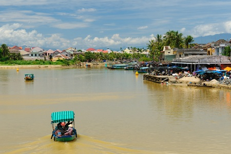 Hoi An city - highlight of any trip to Vietnam. photo