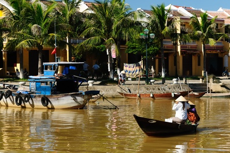 hoi an: Hoi An city - highlight of any trip to Vietnam.