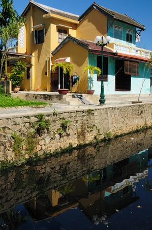 Hoi An city - highlight of any trip to Vietnam. Hio An old town is a UNESCO site.  Vietnam photo