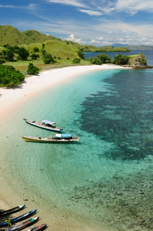 indonesia people: Beautiful Indonesia, Komodo National Park