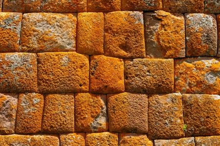 pisaq: Peru, Pisac  Pisaq  - Inca ruins in the sacred valley in the Peruvian Andes  The picture presents Inca stones walls