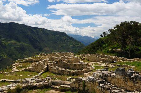 grandeur: Peru, Kuelap matched in grandeur only by the Machu Picchu