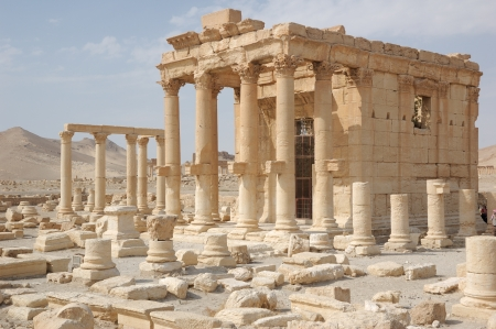 architectural heritage of the world: Syria, Ancient city of Palmyra