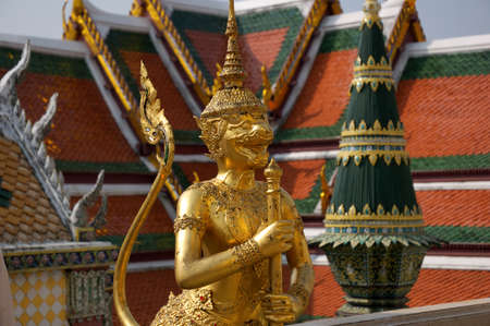 thailand s landmarks: View on King s Palace