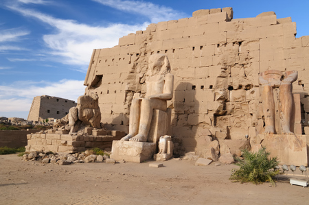 Egypt, Abu Simbel Great Temple photo