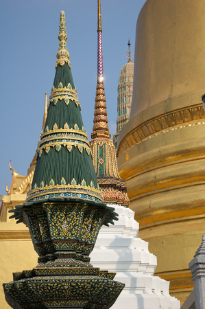 thailand s landmarks: View on King