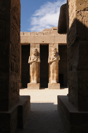 thebes: Egypt