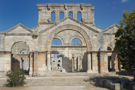Basilica of St Simeon  photo