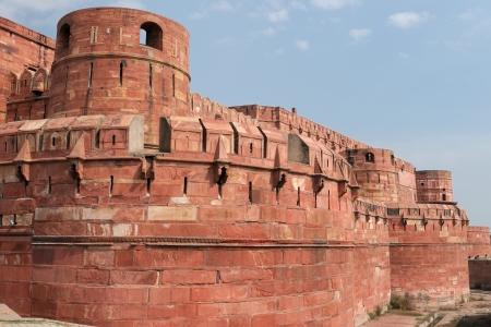 uttar: Red Fort in Agra, Amar Singh Gate,  India, Uttar Pradesh