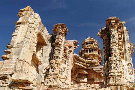 jagmandir: Beautifoul Fort Chittor in  Chittorgarh, India  Rajasthan