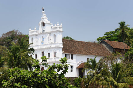 immaculate conception: India, Goa, Church of Mary Immaculate Conception in Panaji
