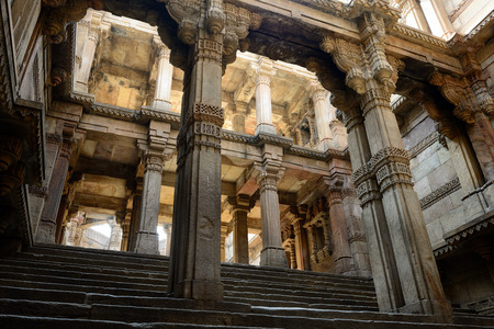 hindu temple: Adalaj Stepwell is a Hindu water building in the village of Adalaj, Ahmedabad, close to town in the Indian state of Gujarat.