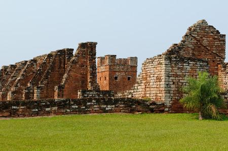 jesuit: Jesuit Ruins in Trinidad, Paraguay, South America