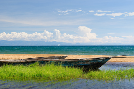 Tanganyika lake is the Worlds longest and second deepest fresh water lake, it is also one of the oldest lakes on the planet. Tanzania