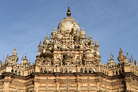 gujarat: Mausoleum of the Wazir of Junagadh in Gujarat state in India