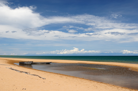tanganyika: Tanganyika lake is the Worlds longest and second deepest fresh water lake, it is also one of the oldest lakes on the planet. Tanzania