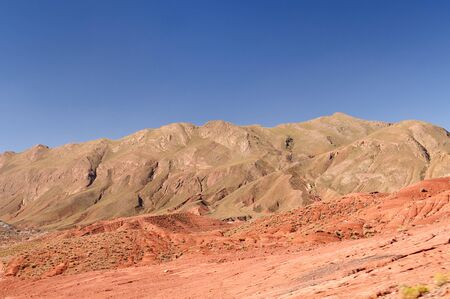 surreal landscape: South America  - The surreal landscape in the beautiful Andes in Bolivia