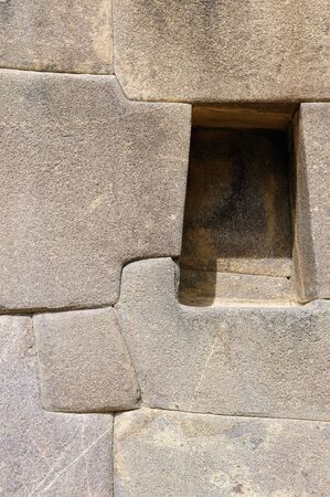 settlements: South America, Peru, Ollantaytambo - incan fortress strategically situated in the north part for Sacred Valley in Peru. Ollantaytambo is one of best kept Inca settlements.