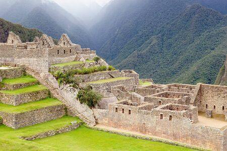 South America, Peru, Machu Picchu