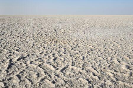 gujarat: Salt desert in India in Gujarat state