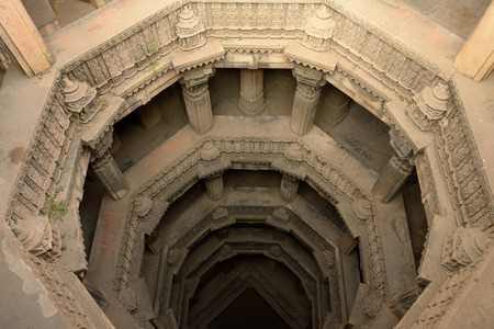 dada: Dada Hari ni Vav stepwell is a Hindu water building in the village of Adalaj, Ahmedabad, close to town in the Indian state of Gujarat.