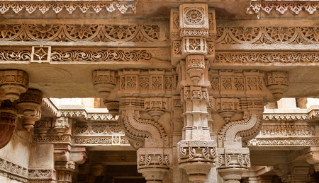 step well: Adalaj Stepwell is a Hindu water building in the village of Adalaj, Ahmedabad, close to town in the Indian state of Gujarat.
