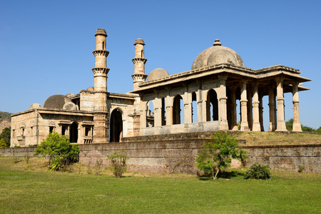 rajhastan: Champaner - Pavagadh Archaeological Park is a historical city in the state of Gujarat. Kevda Masjid mosque.