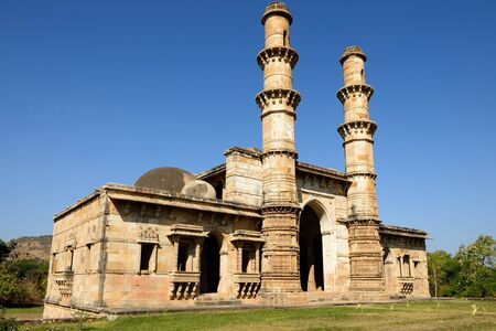 Champaner - Pavagadh Archaeological Park is a historical city in the state of Gujarat. Kevda Masjid mosque