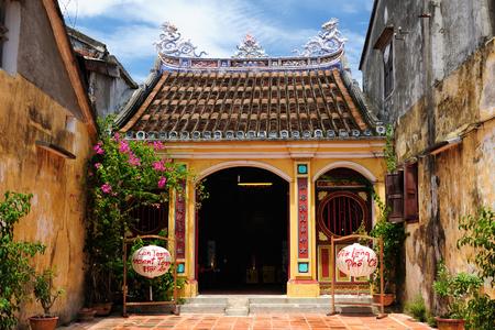 Hoi An city - highlight of any trip to Vietnam.  . Vietnam Stock fotó
