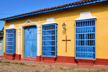 Architecture of Trinidad, Cuba. Cuba